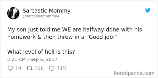 Parents Are Good At Tweeting Hilarious Stuff
