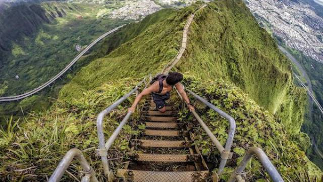 These Are The Most Breathtaking Stairs In The World