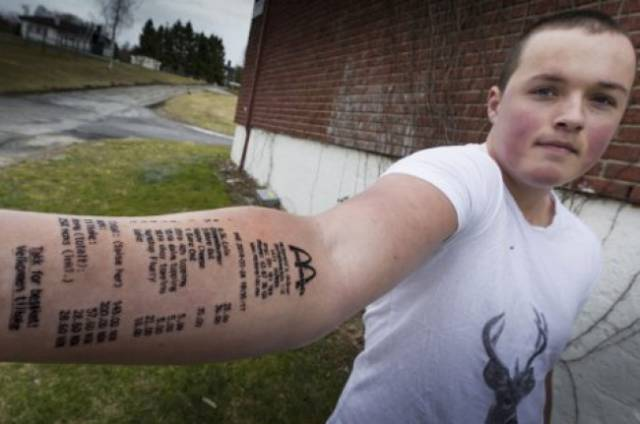 They Probably Shouldn't Have Gotten These Tattoes…