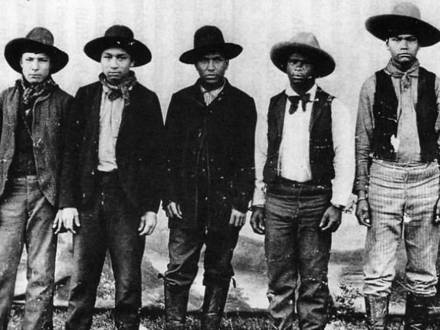Old Wild West Was Really Badass