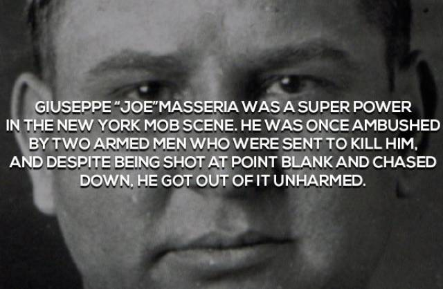 Dangerous Facts About Early Mobsters