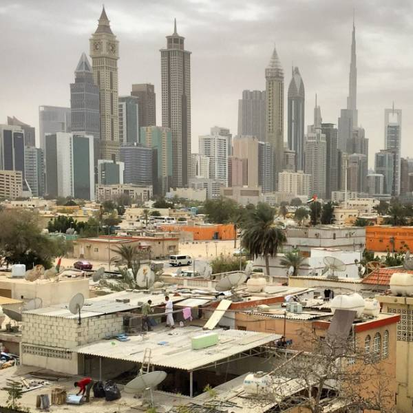 Dubai Is Not As Rich As We All Think