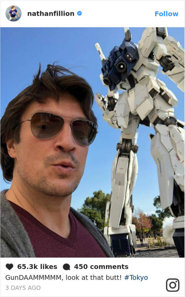 Nathan Fillion's Humor Deserves All Of His Twitter Following