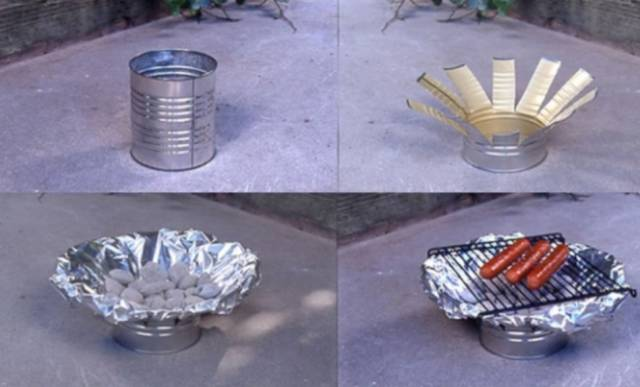 Trash Can Be Turned Into Some Very Useful Stuff