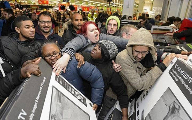 A Recap Of This Year's Black Friday