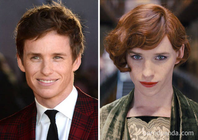 Actors Who Mastered Transformation For Their Movies