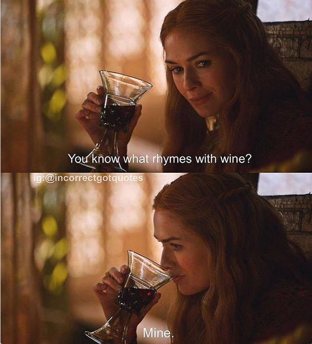 "Better Versions Of ""Game Of Thrones"" Quotes"
