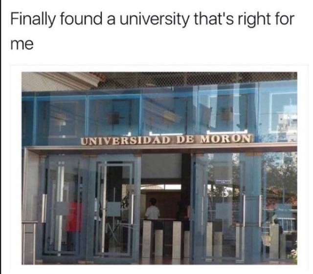 College Memories Never Go Away