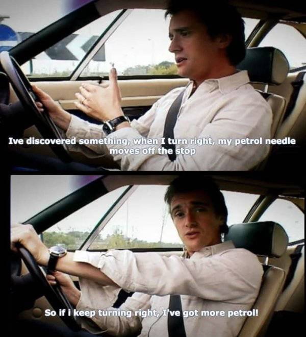 """Top Gear"" Was A Hell Of A Show!"