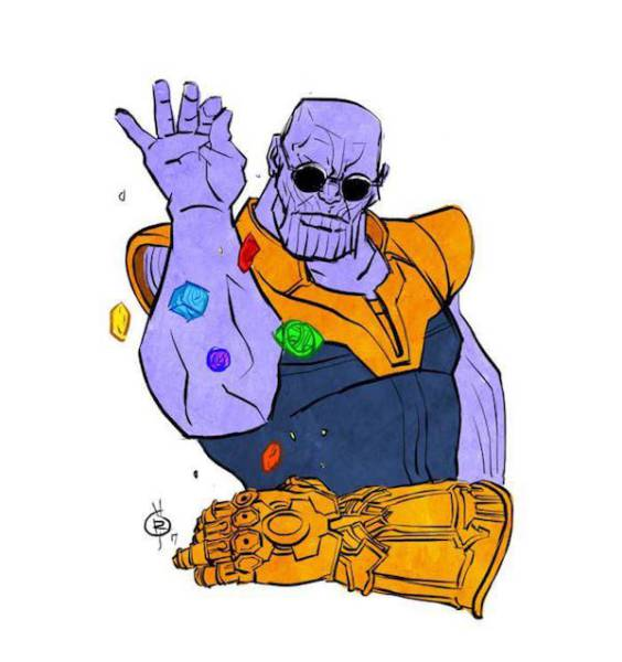 Marvel's Thanos Isn't In A Movie Yet, But Is Already Defeated By The Internet