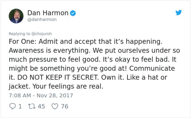 Rick And Morty's Co-Author Suddenly Responds To A Fan's Question On How To Deal With Depression