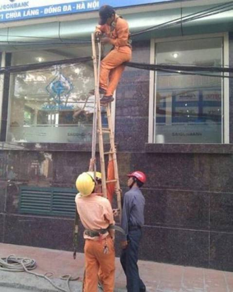 These People Don't Care At All About Safety