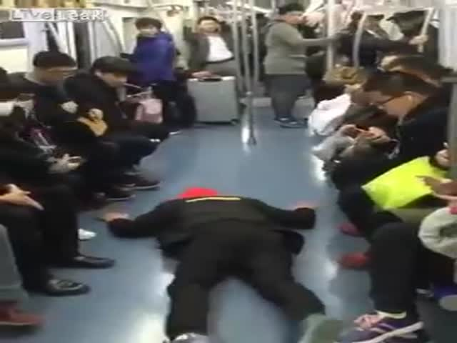 What To Do If You Wanna Seat In Chinese Metro