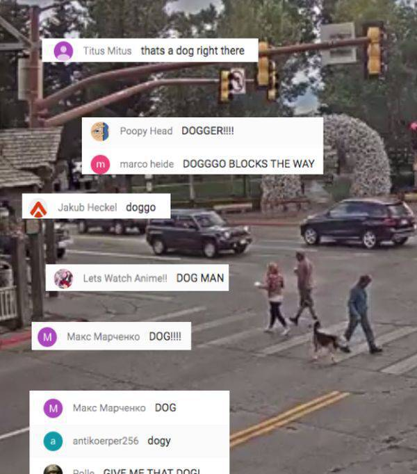 When Suddenly A Town Square Is Streamed And Thousands Start Watching…