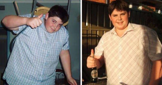 "From A ""Biggest Loser"" To A Jacked Firefighter 10 Years Later: Sam Rouen's Amazing Story"