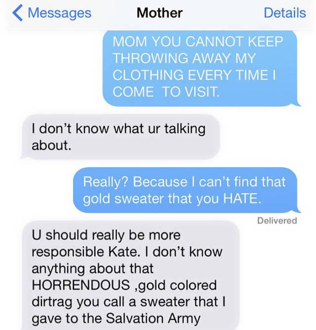Jewish Mom