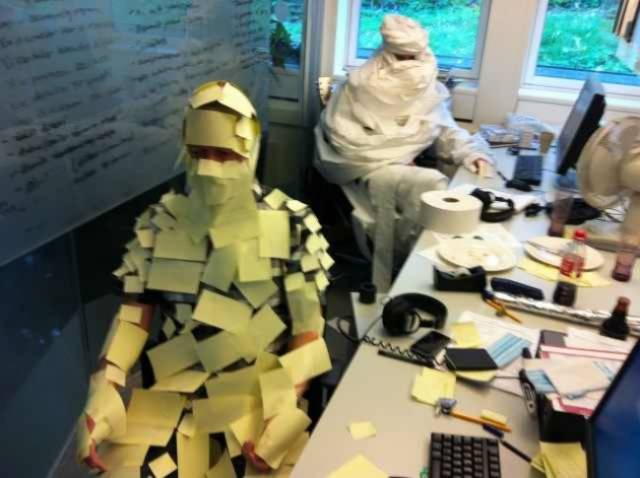 Work Fails And Pranks Make Work Worthwhile