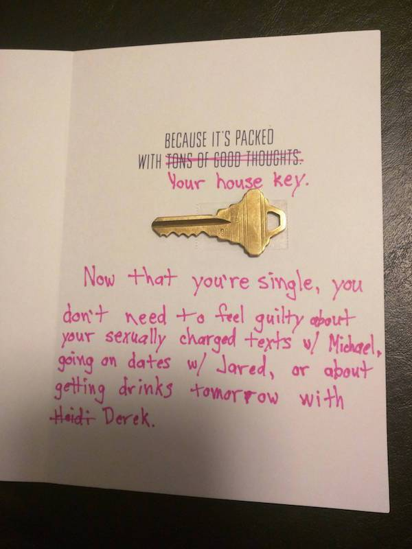 This Guy Chose An Unconventional Way To Deal With His Cheating Girlfriend