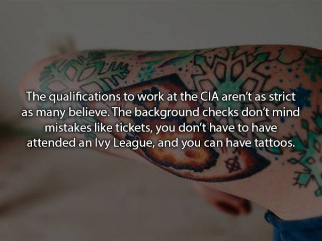 What's True And What's Not About The Notorious CIA