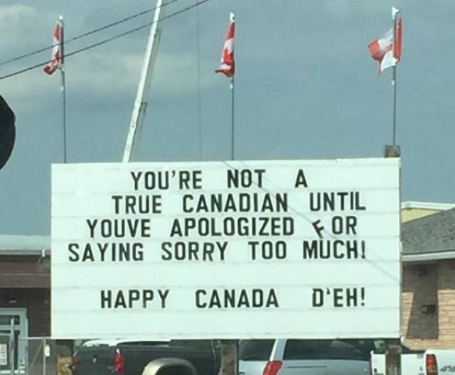 Everything Is Different In Canada