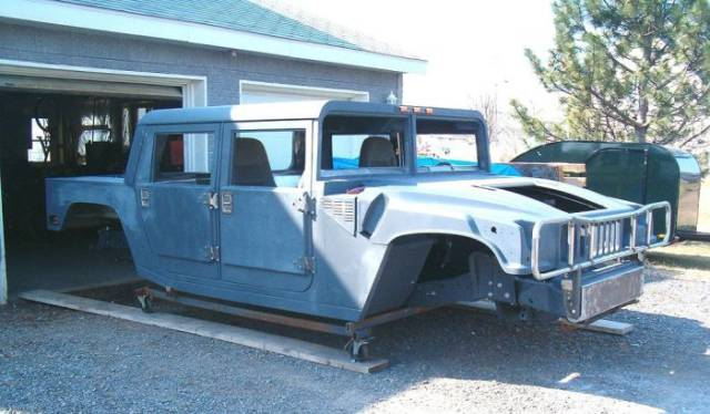 You Can Make A Hummer All By Yourself