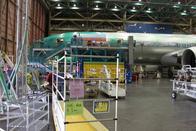 How Boeing's Giant Aircrafts Are Built