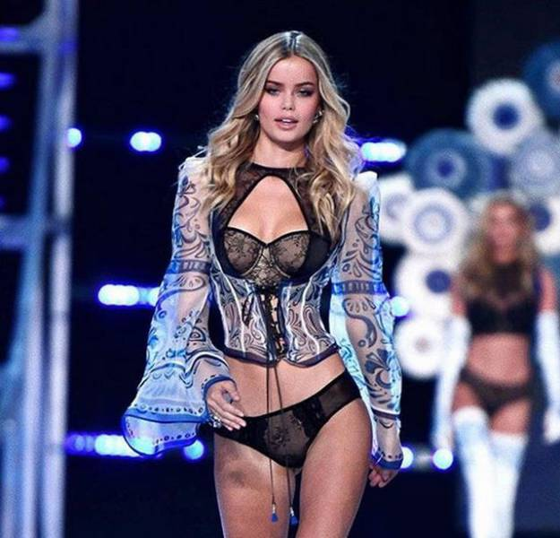 "Meet The New ""Victoria's Secret"" Models"