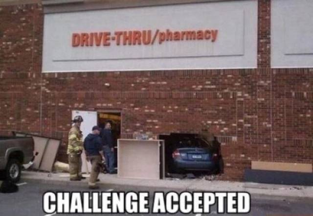 When You Accept Each And Every Challenge