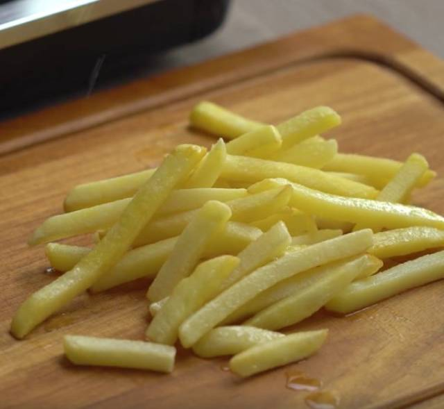 The Secret Behind McDonald's Fries