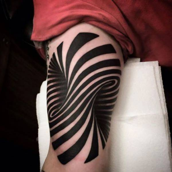 3D Tattoos That Amaze With How Real They Look