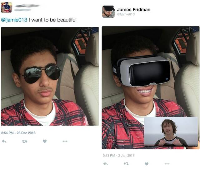 Don't Ask James Fridman To Photoshop Your Photos!