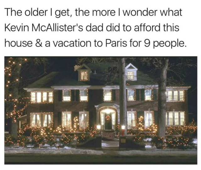 Kevin McCallister's Dad Must've Been A Pretty Damn Rich Guy