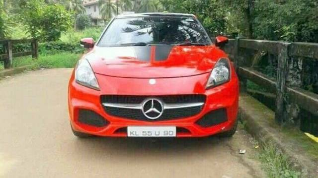 Everything Can Look Like A Mercedes If Sold Properly
