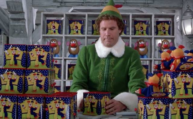 """Fairytale Facts About The """"Elf"""" Movie"""