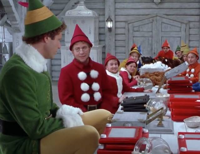 "Fairytale Facts About The ""Elf"" Movie"