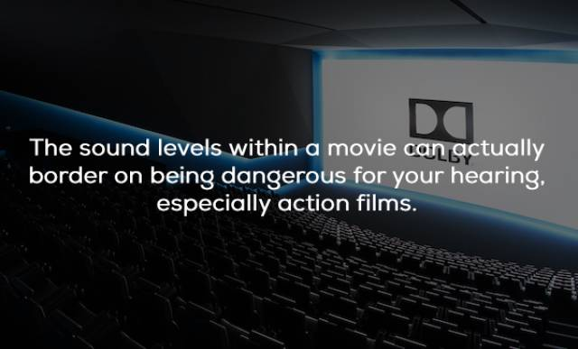 A Kaleidoscope Of Facts About Movie Theaters