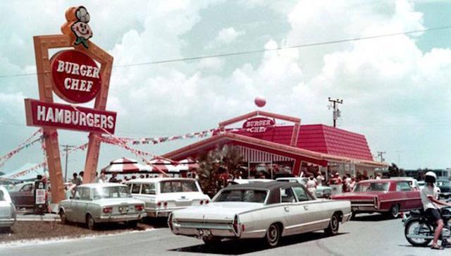 1950s suburban life