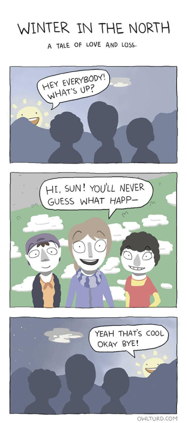 Winter Brings Lots Of Problems