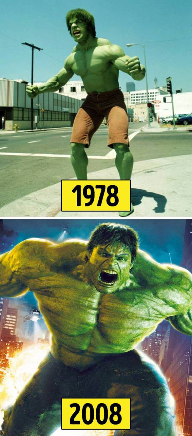 Some Remakes Are So Different From The Original Movies…