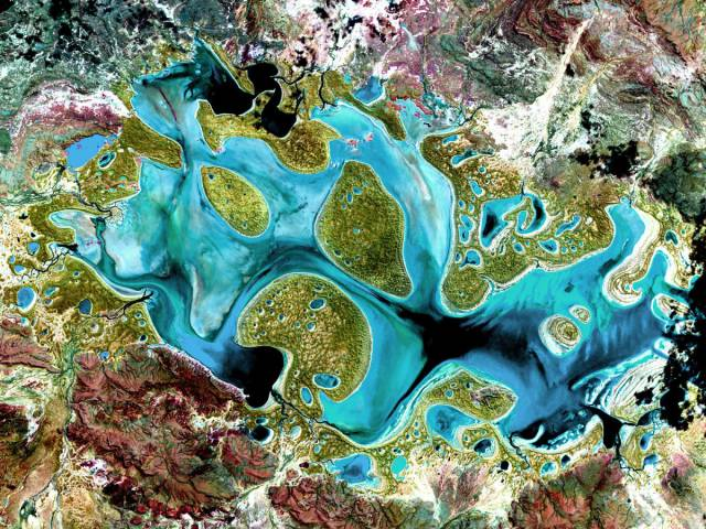 Fantastic Images Of Earth That Only NASA Could Have Made