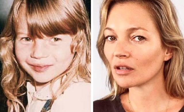 Photos of Famous Women When They Were Kids
