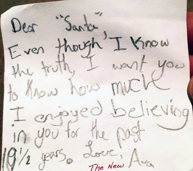Santa Will Surely Smile When He Sees These Letters From Kids