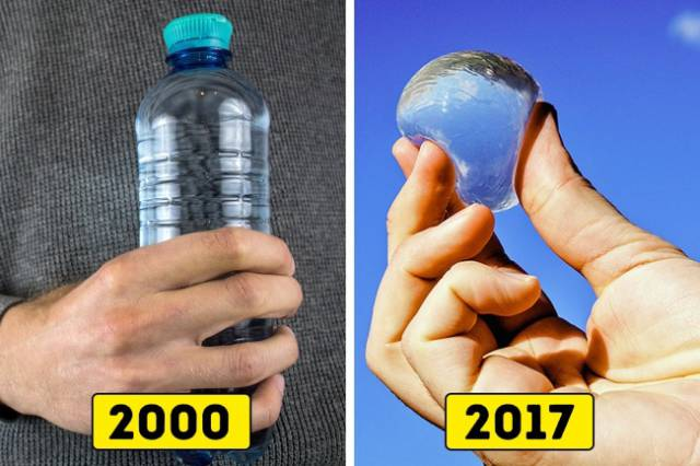 World Has Changed A Lot Since 2000!