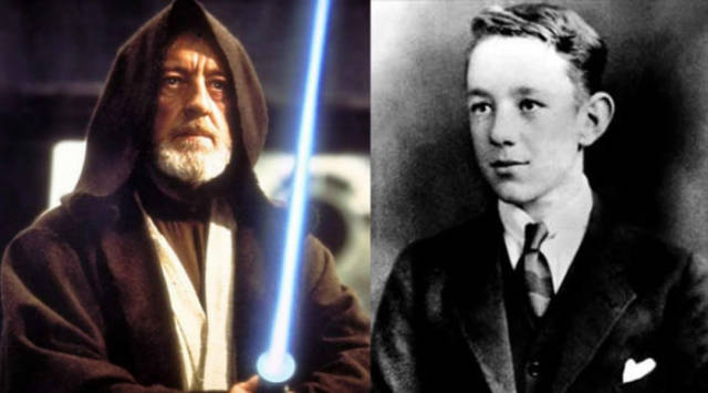 "Younger Versions Of ""Star Wars"" Cast Members"