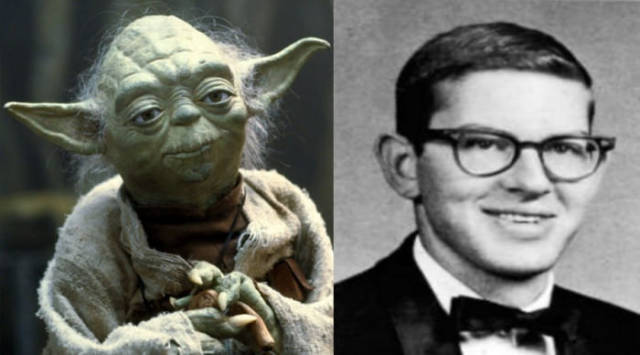"""Younger Versions Of """"Star Wars"""" Cast Members"""