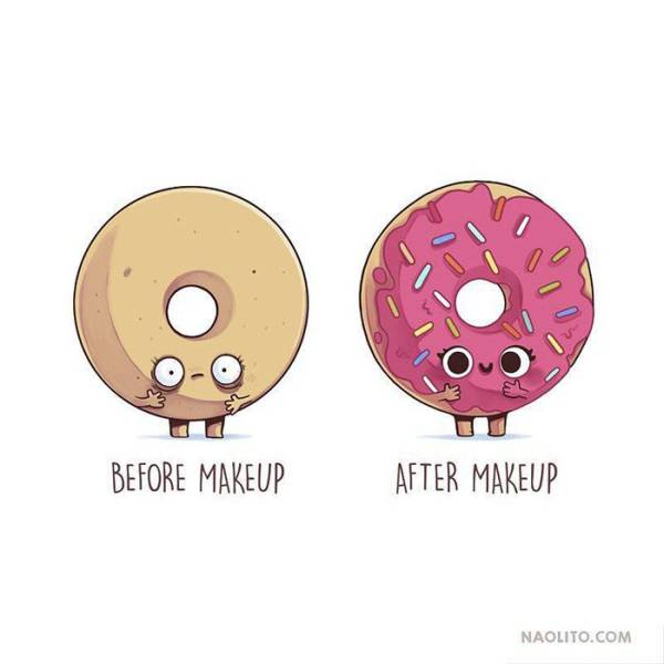 Hilarious Illustrations That Still Make You Think
