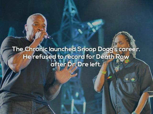 What You Might Wanna Know About Dr. Dre