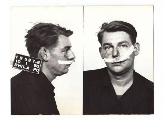 Philadelphia's Criminals From 50s And 60s