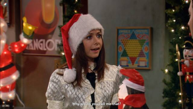 How I Met Your Mother Christmas.This Is Why Lily From How I Met Your Mother Was The Worst