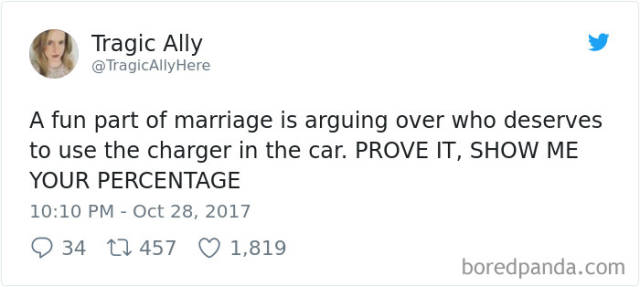 Marriage Put In Just 140 Characters